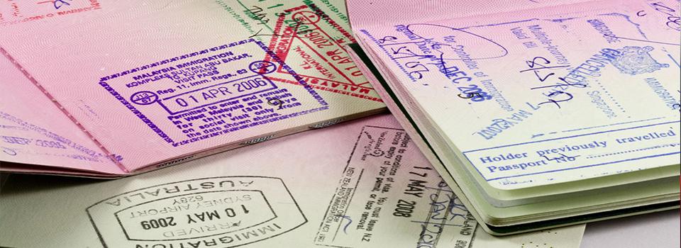 Подготовка к поездке — виза, паспорт и здоровье