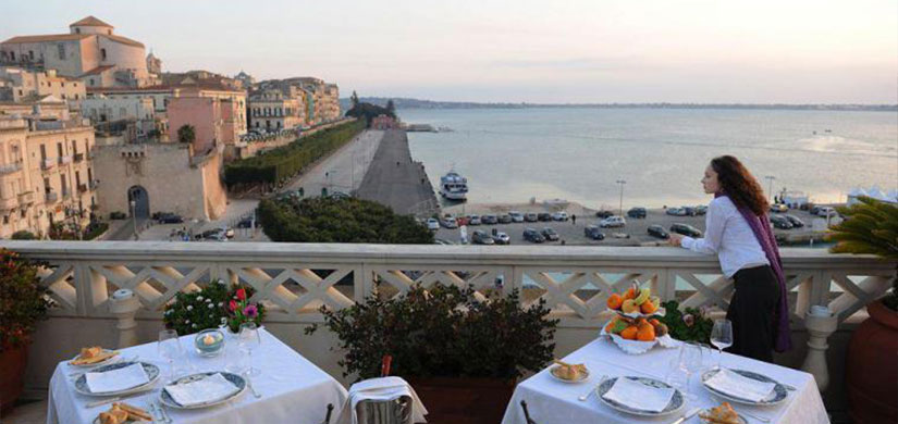Grand Hotel Оrtigia 5*