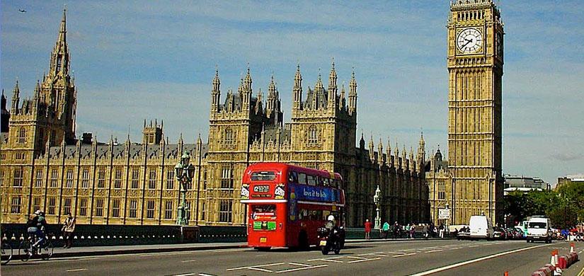 Тур Выходные в Лондоне