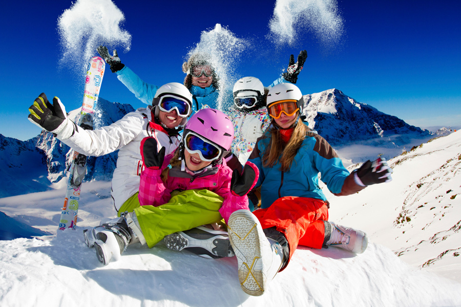 Лучшие горнолыжные курорты Европы 2017