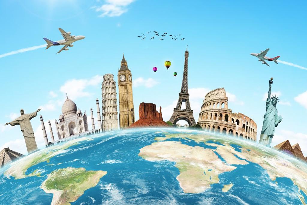 Днем рождения, разные страны открытки