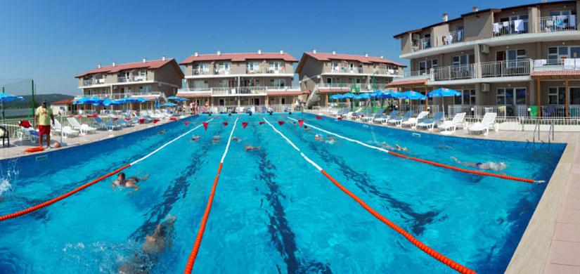Детский отдых в Болгарии на базе отеля «Морские Дюны» 4*