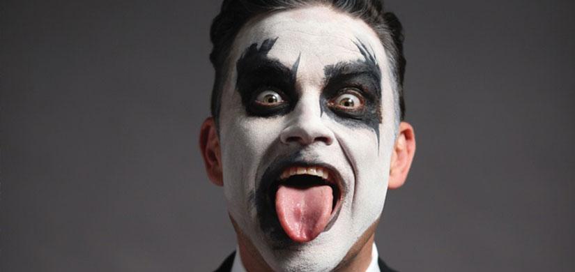 Концерт Robbie Williams в Барселоне