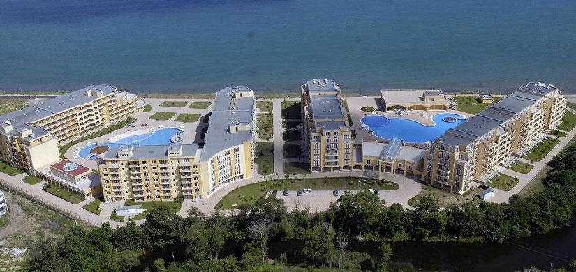 Молодежный отдых в Болгарии на базе отеля Midia Grand Resort