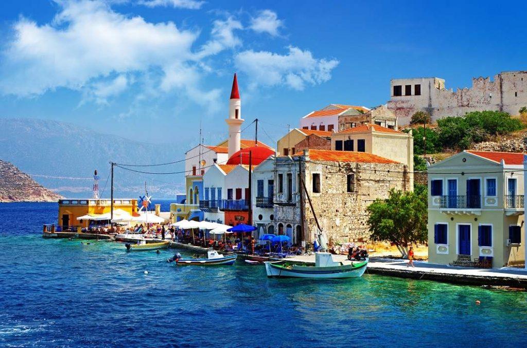 Греция: самые интересные достопримечательности